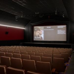 """Cinema Le Foyer"" (c) ""Info-Lux"""