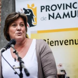 """Geneviève Lazaron (c) """"L'Avenir"""""""