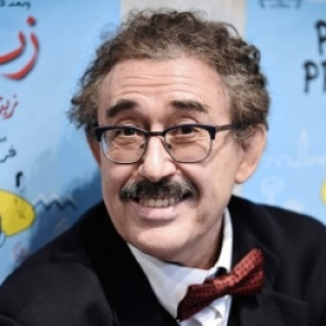 """Ferid Boughedir, en 2016, lors de la promotion de son film """"Parfum de Printemps"""""""