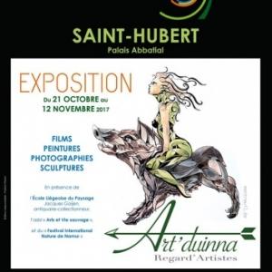 « Art'duinna, Regard'Artistes », à St.-Hubert, jusqu'au 12 Novembre
