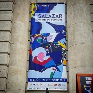 """Luis Salazar, en 20I2, au """"Grand Curtius"""", ... un artiste dont la soif de vivre est insatiable (c) """"L Avenir"""""""