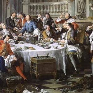 Le Dejeuner d'Huitres (c) Artchive