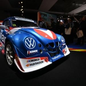 "Une ""VW Fun Cup Vaillante"" presentee sur le stand de (c) ""Michel Vailant Art Strips""/2020"