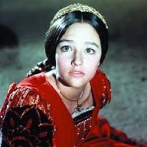 """Juliette"" (Olivia Hussey)"