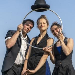 """Theatre de Rue : la """"Compagnie Balance Toi"""""""