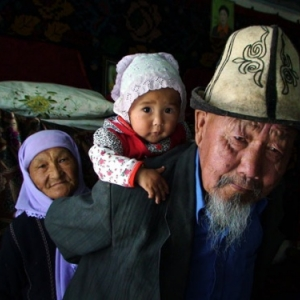 Au contact du Kirghistan, ou Vincent Robinot realise son 1er Film (c) Vincent Robinot