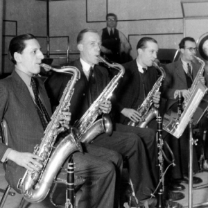 "Saxophonistes de l' ""INR"""