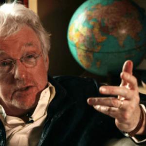 Le realisateur britannique Hugh Hudson, present a Mons, les 19 et 20 Fevrier