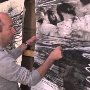 """(c) Pierre Debatty, """"Prix du Public"""" du """"Festival d Art Contemporain"""", expose a la Citadelle"""