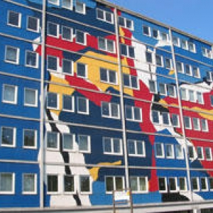 Avenue des Tilleuls (600 m²/Liege) (c) Luis Salazar