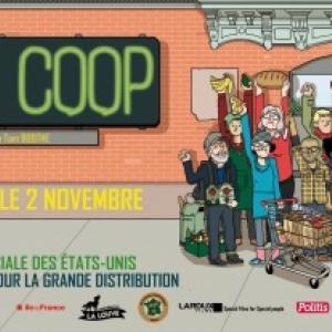"""Ce Jeudi 09 Février, au """"Caméo""""-Namur: """"Food Coop"""""""
