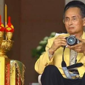 """Rama IX Photographe (c) """"A.P.""""/Wasant Wanichakorn"""