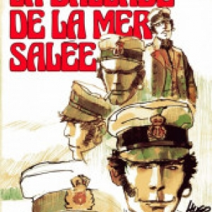 """Couverture du 1er tome de """"Corto Maltese"""", par (c) Hugo Pratt/""""Casterman"""""""