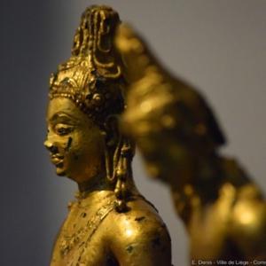 "Maitreya (c) E. Denis/""La Boverie""/"" Europalia"""