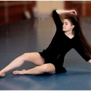 Une Rencontre dansee d une Jeune-Femme avec elle-meme (c) Vincent Cochain
