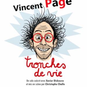 """Vincent Pagé à """"Jardin-Passion"""", à Namur"""