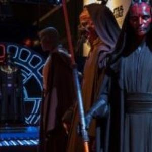 """""""Dark Maul"""" TM & (c) 2014 Lucasfilm Ltd."""