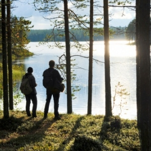 "Region de Kainuu, en Finlande (c) ""Lonely Planet"""