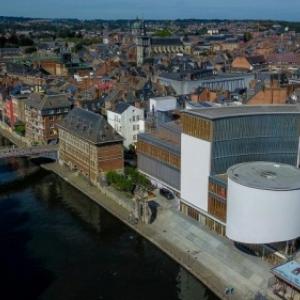 """6.000 m2 de Culture, au Confluent : le """"Delta"""" (c) Province de Namur"""