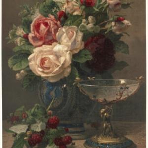 La « Reine des Fleurs » vue par Jean Robie