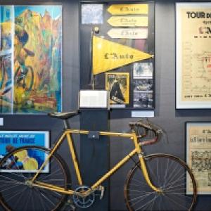 Velo jaune unique pour tous (1930)