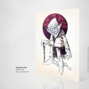 """Yoda"" TM (c) 2014 Lucasfilm Ltd."