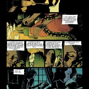"""Page 33 © Léa Chrétien et Gontran Toussaint /Ed. """"Dargaud"""""""