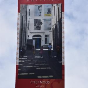 """Namur Capitale, c'est Nous/Devant le """"Musée provincial Félicien Rops"""" © Murielle Lecocq"""