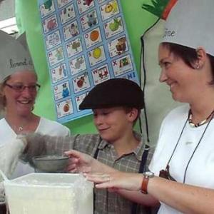Festival de la soupe La Roche 2007-video 06