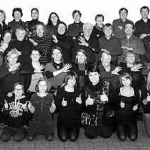 Concert de la chorale de Rachamps et du Lion's club de Bastogne.