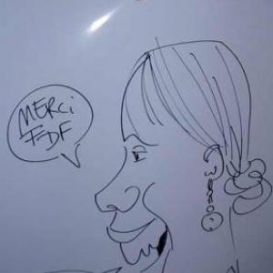 caricature, FDF-87
