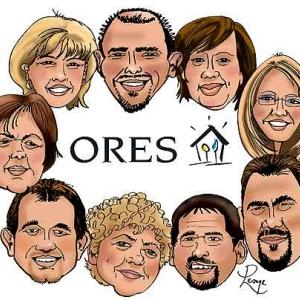 caricature minute ORES