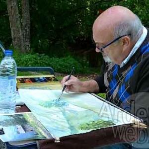 Achouffe, village des artistes-5033