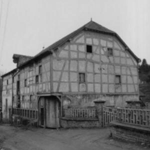 Houffalize avant 1944 Les tanneries route de Laroche