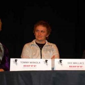 Dee Wallace, Tommy Wirkola et Takashi Shimizu