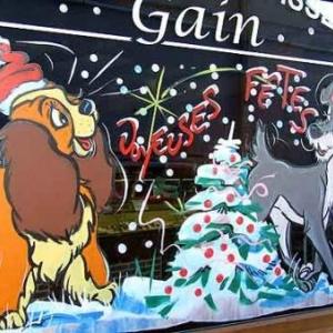 vitrine de Noel - photo 8569
