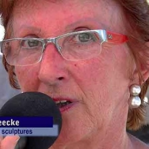 Rita Speecke Route des Sculptures