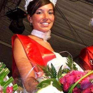 Gaelle Dewil Miss Framboise 2007 de Gouvy -4183