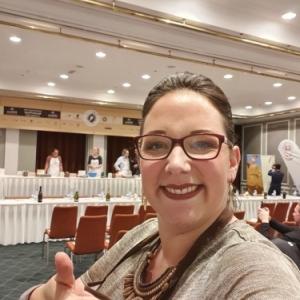 Stephanie Remacle a la finale de Bruxelles