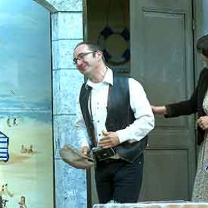 Li cuzin d'Marseille-acte 1-video 2