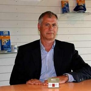 Monsieur Gery Dohmen, gerant illiCO Travaux en Belgique