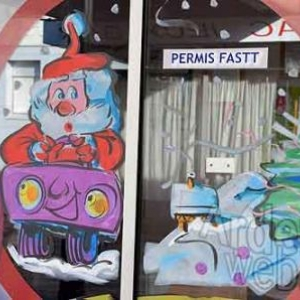 vitrine de Noel - photo 4758