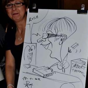 Caricature Sabert -photo 6000