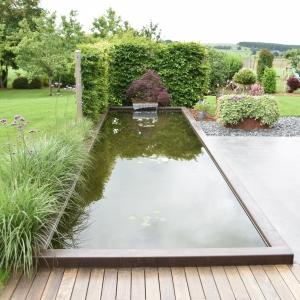 Jardins de plus de 1.000 m². O'Jardin sprl - Sébastien Chair - VAUX-SUR-SURE
