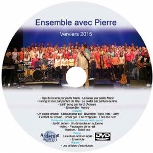 CD Ensemble avec Pierre