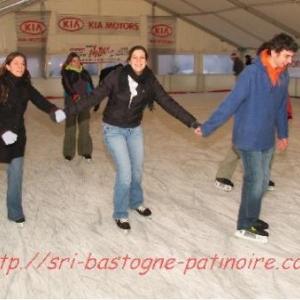 patinoire de bastogne