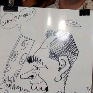 caricature Comarden - 7840