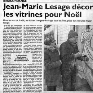 Republicain Lorrain article de Gerard BERRON - 22-11-2014