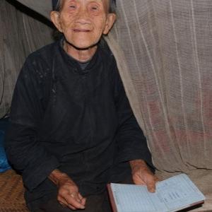 Luo Meizhen, 127 ans