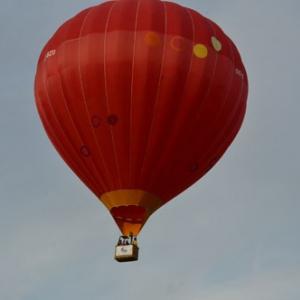 Vol en Montgolfiere en Belgique - 7865